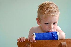 استحکام استخوان کودک